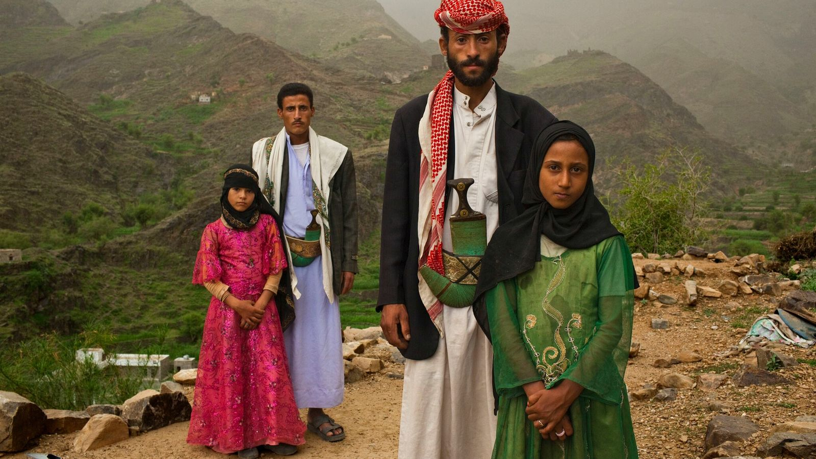 Photographer Stephanie Sinclair has traveled the world to tell the stories of child brides like Tahani, ...