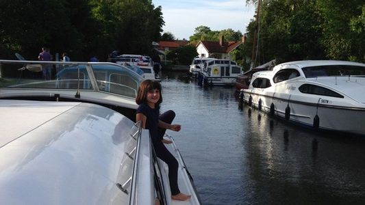 Family travel: Norfolk Broads