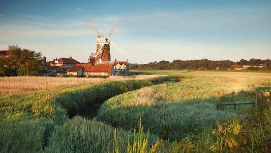 Photo story: the windmills, waterways and wild beaches of the north Norfolk coast