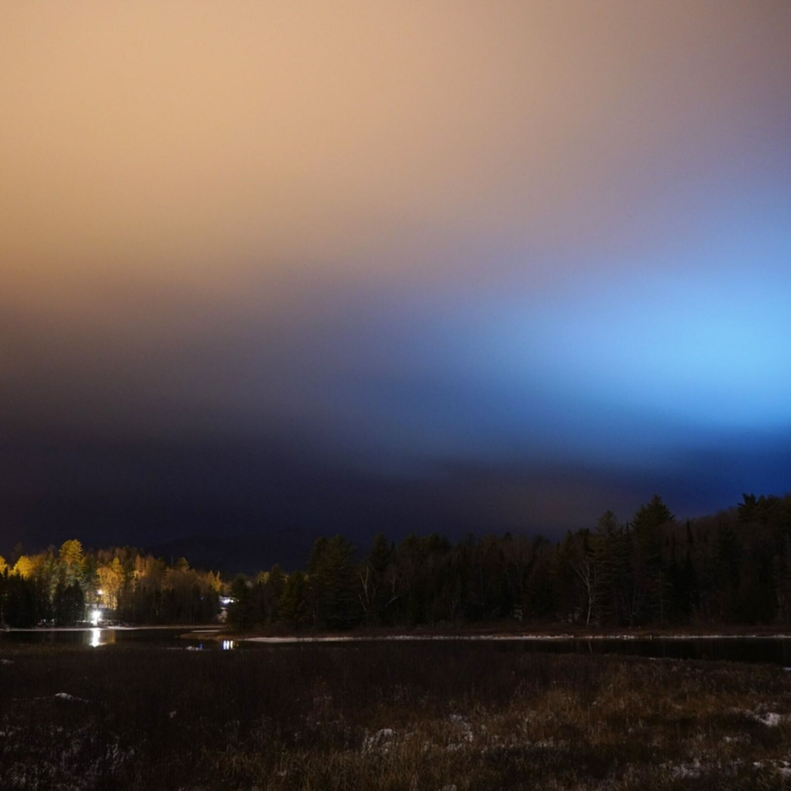 Northern Lights - Autumn Stargazing