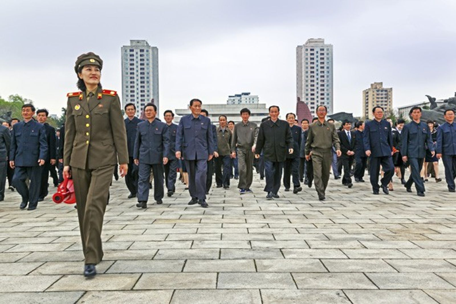 North Korea: Behind the veil