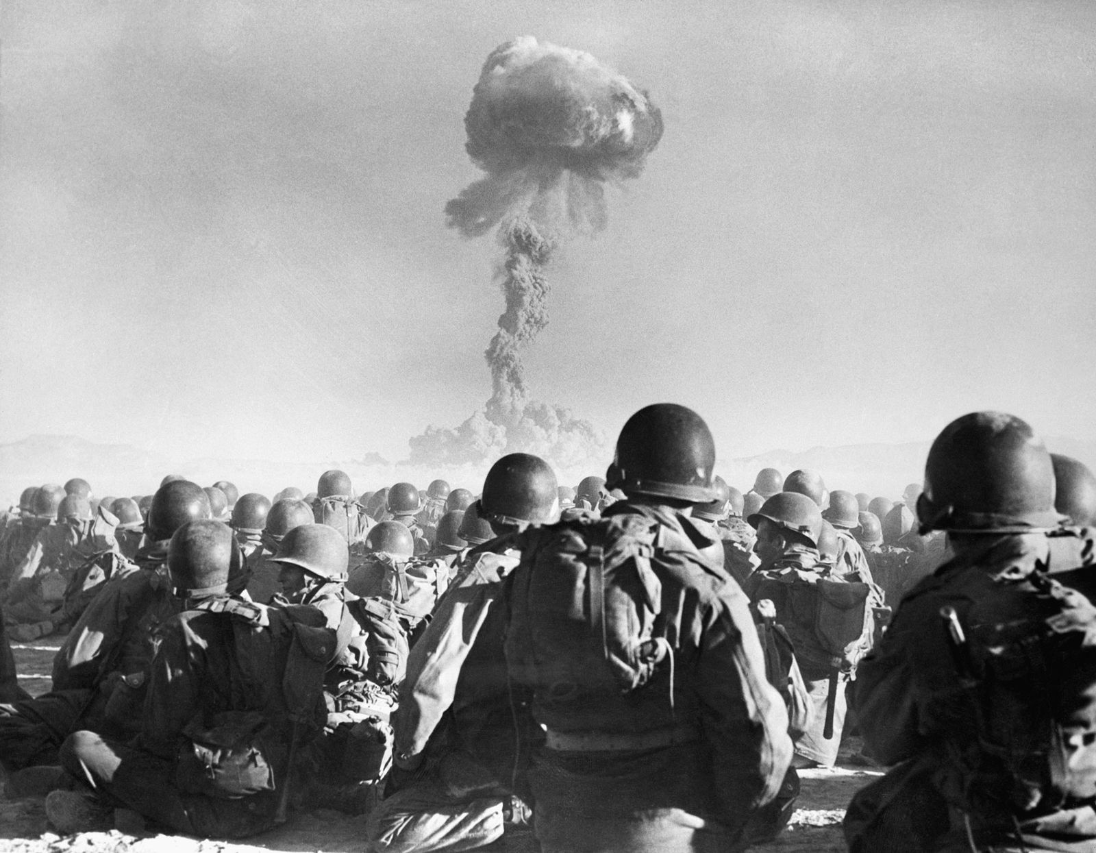 How the advent of nuclear weapons changed the course of history