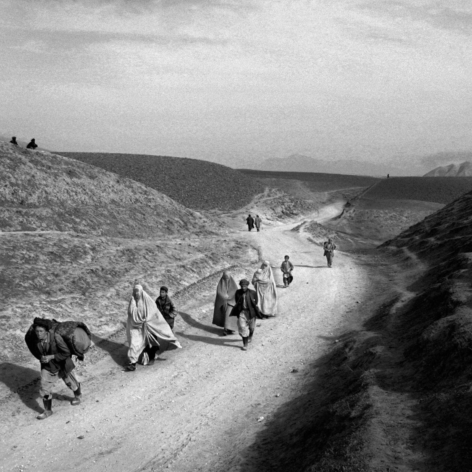 AFGHANISTAN Kunduz 2001