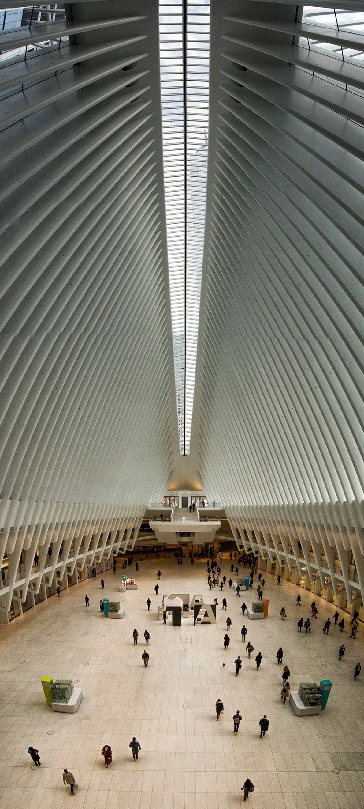 """""""I was just learning from New York to do something extraordinary"""" cit. santiago calatrava"""