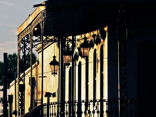 New Orleans' historic architecture is uniquely suited to pandemic living