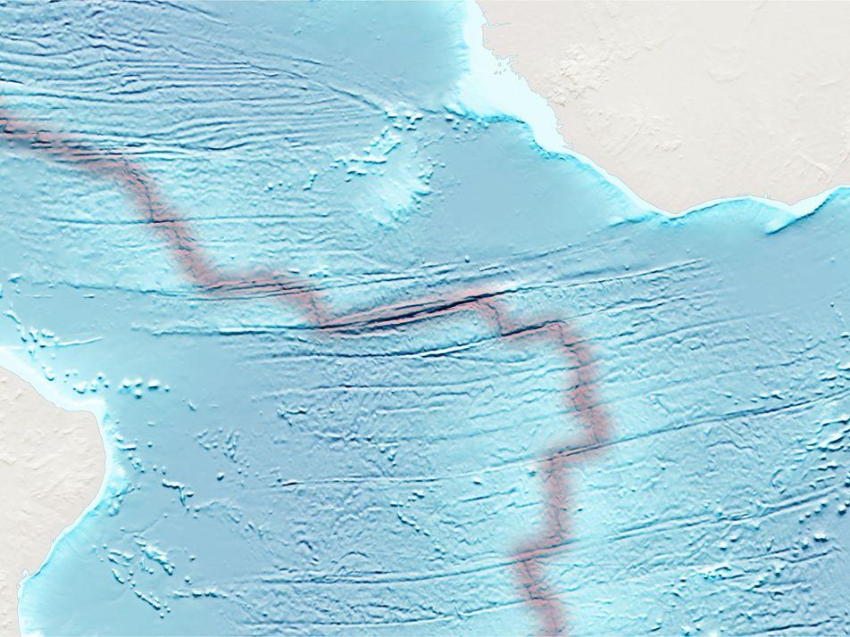Weird 'boomerang' earthquake detected under the Atlantic Ocean