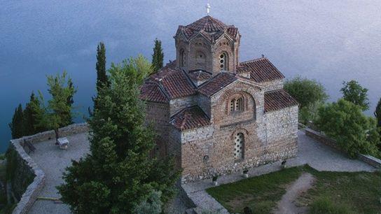 Jovan de Kaneo Church, Lake Ohrid