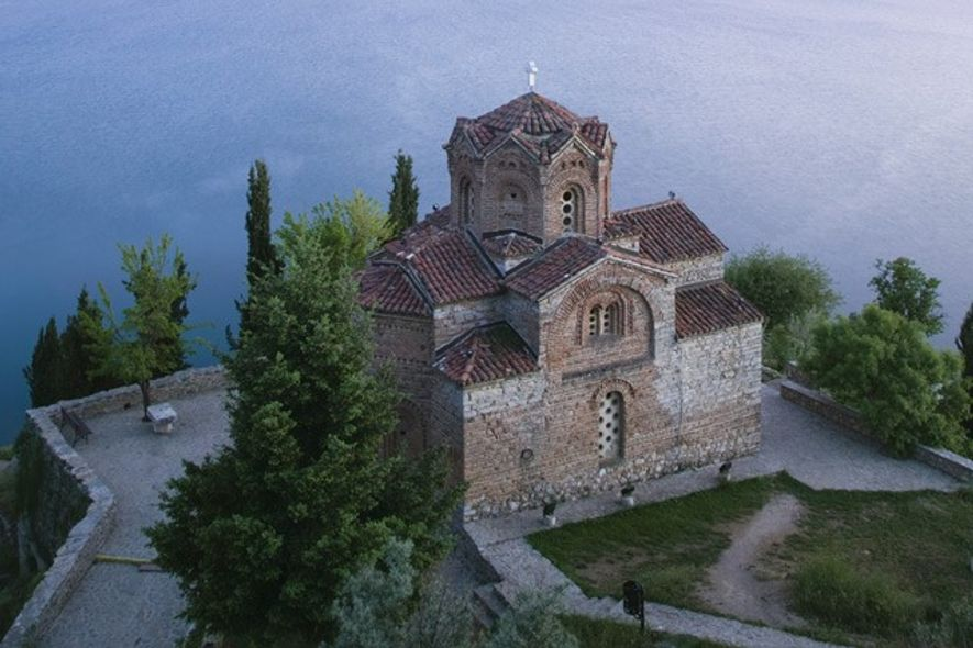 Jovan de Kaneo Church, Lake Ohrid
