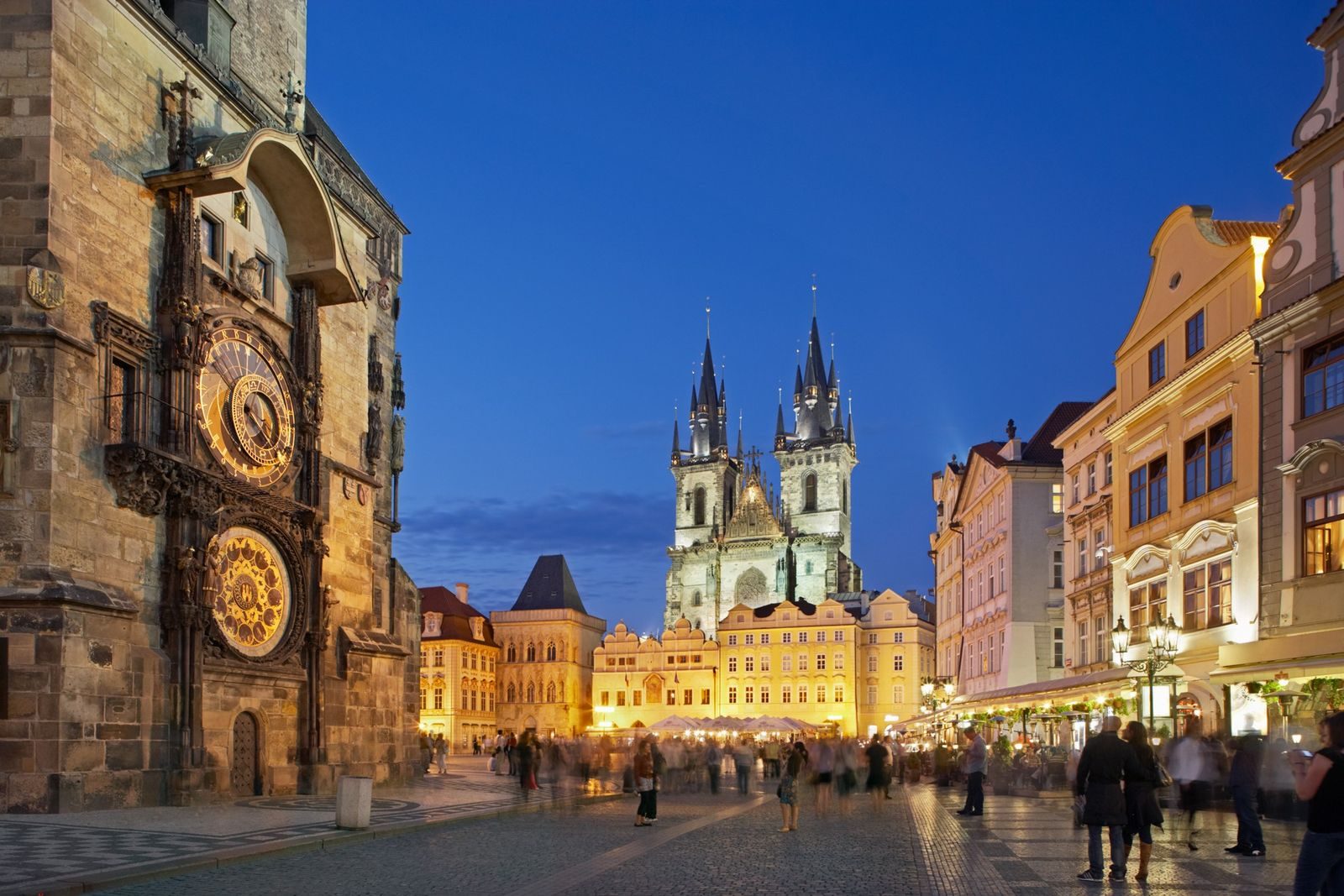Why Prague is the best place for astronomy buffs