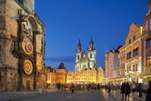 The Astronomical Clock in Prague's Old Town Square operates more as an astrolabe than a time ...