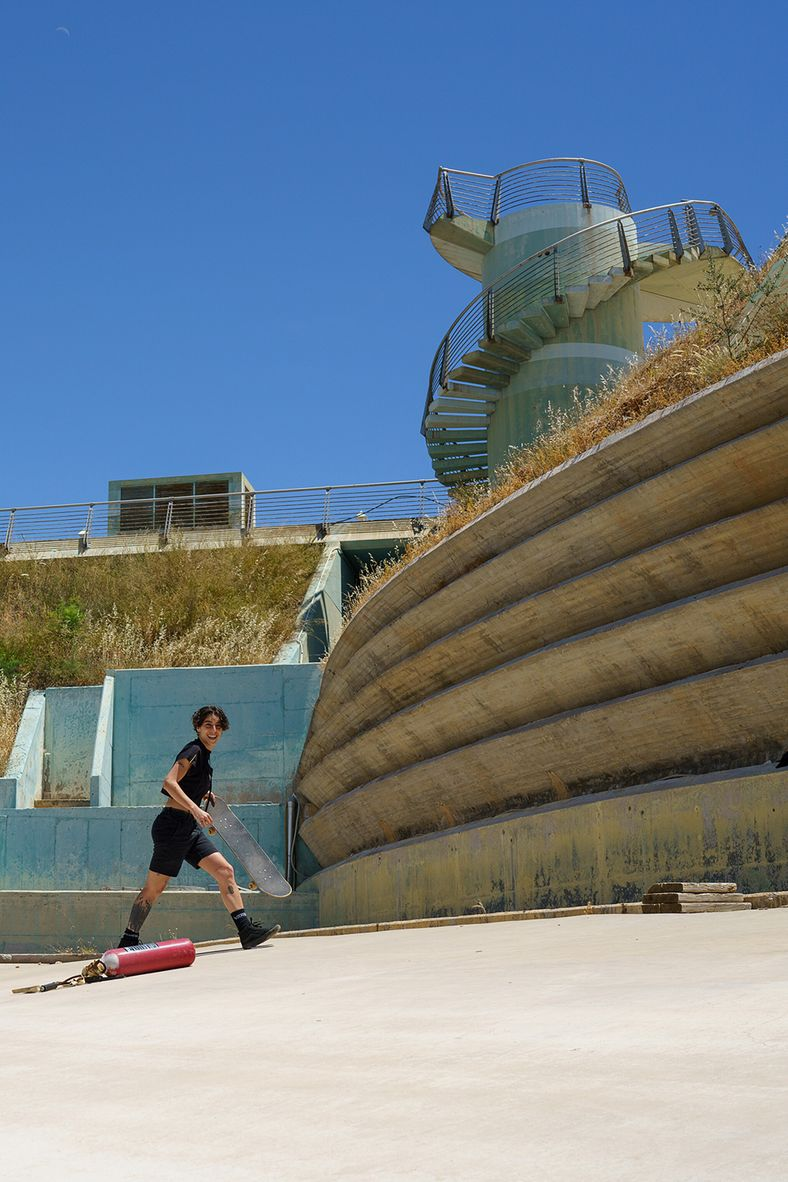 It's not just in Athens that leftover Olympic structures have been put to good use by ...