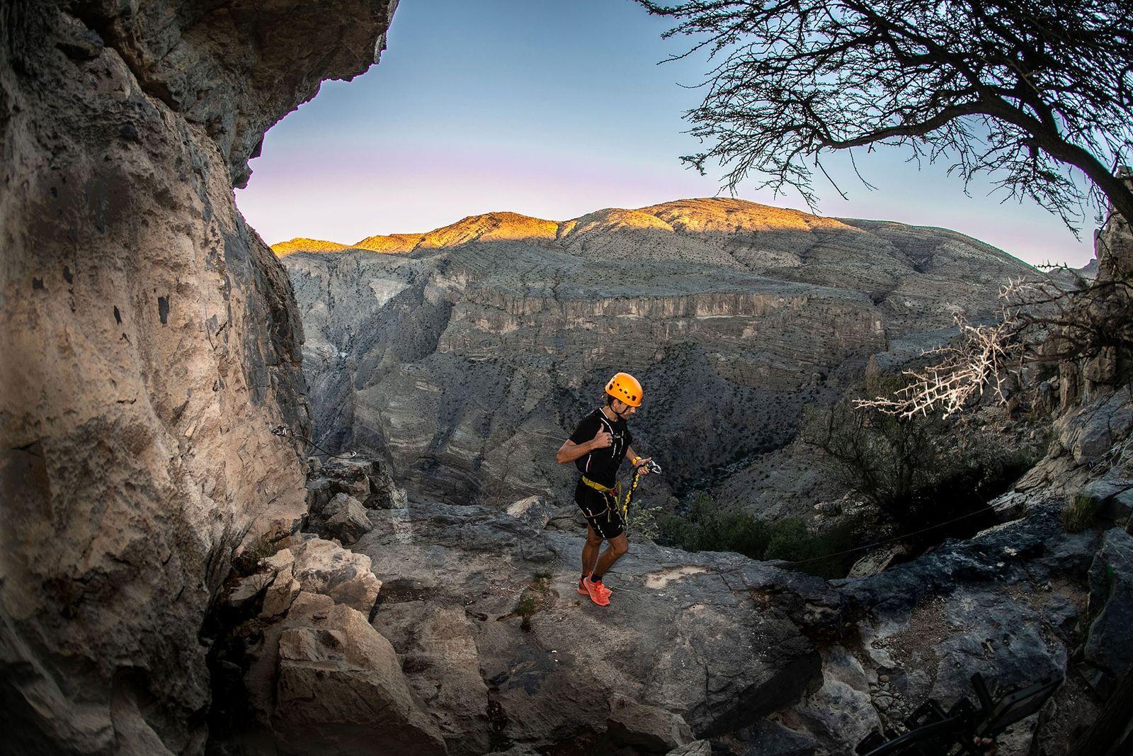 Surviving Oman's new ultramarathon