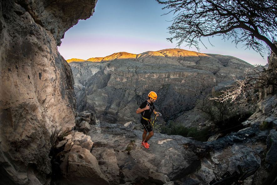Surviving Oman's new ultramarathon