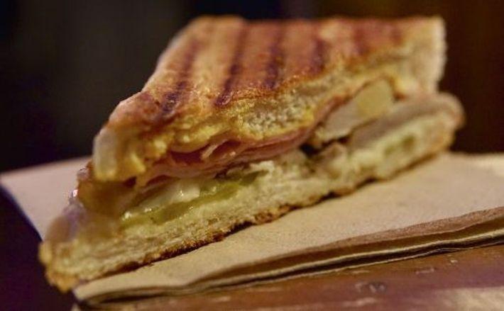 Cuban sandwich. Image: Kritt Normsaskul