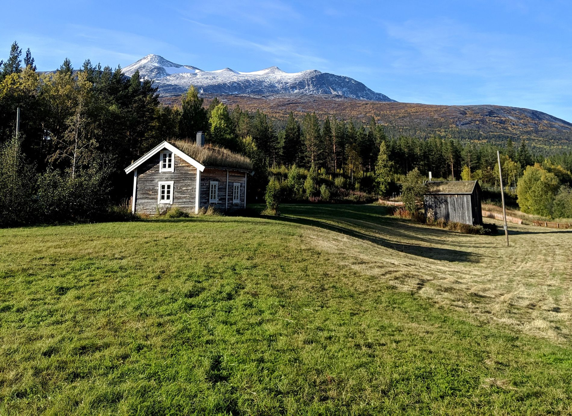 Oskal Homestead