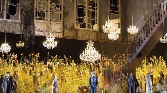 Rossini Opera Festival performance