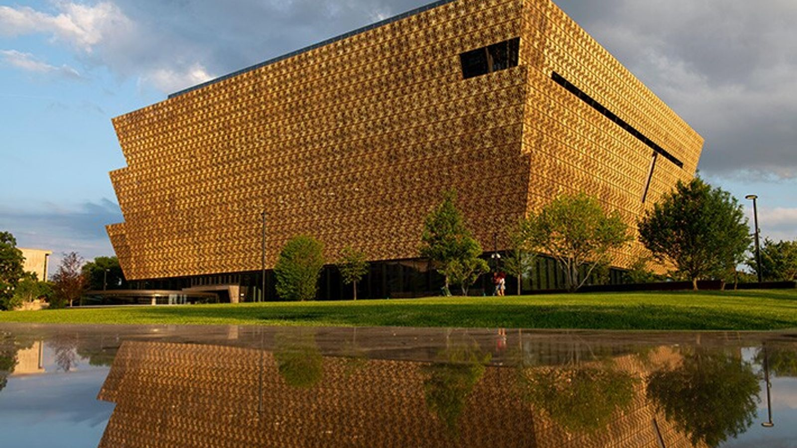USA Washington DC Smithsonian Museum of African American History and Culture