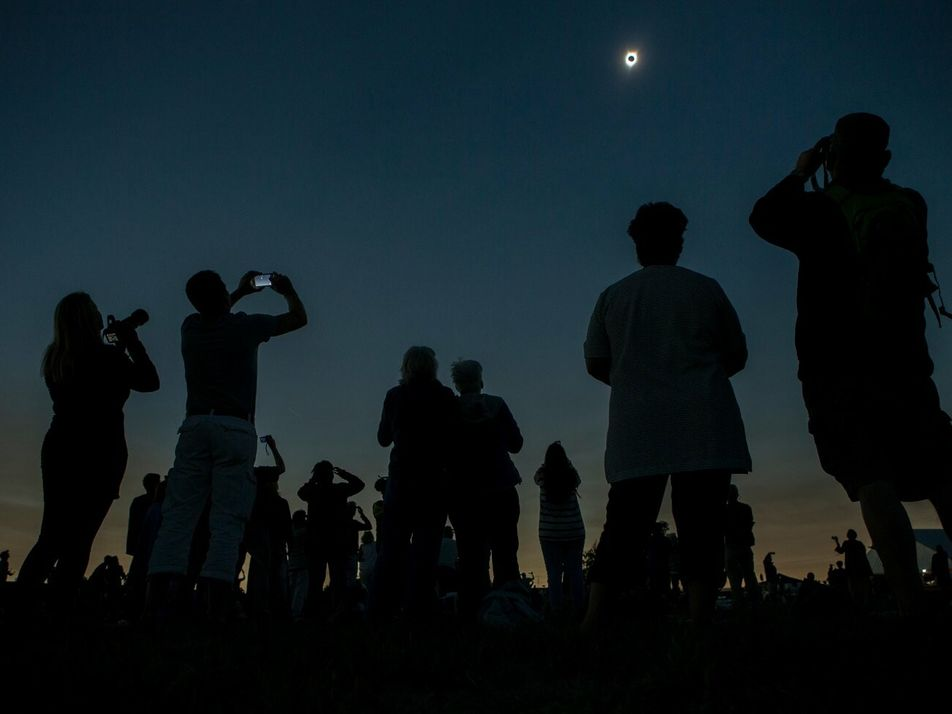 Meet the 'shadow lovers:' three men who have each witnessed more total eclipses than anyone
