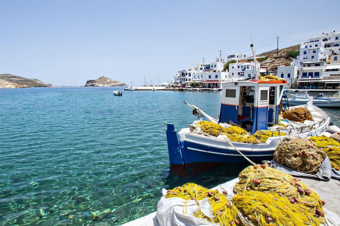 Nine Greek islands for globetrotting gastronomes