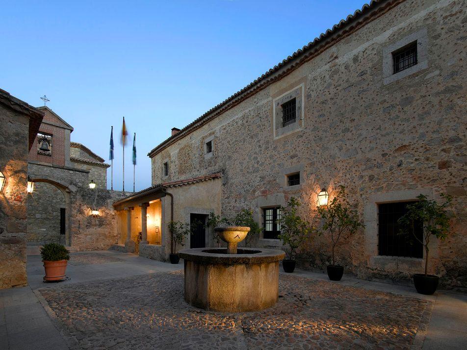 Six spectacular landmark hotels in inland Spain