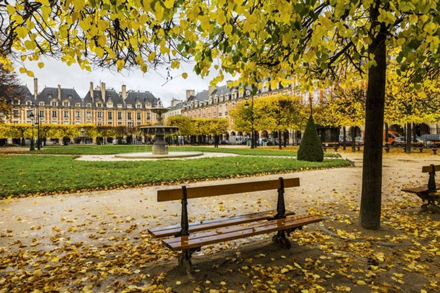 Place des Vosges. Image: Getty