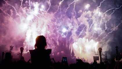 Family travel: Disneyland Paris