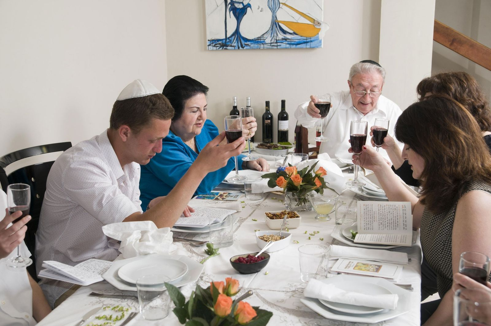 A brief history of Passover, which honours resilience amid adversity