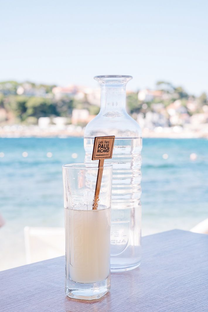 Paul Ricard, the man who put pastis on the map, made the 45%-alcohol drink the tipple of ...