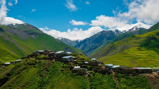 Four of the best hiking trails in Azerbaijan