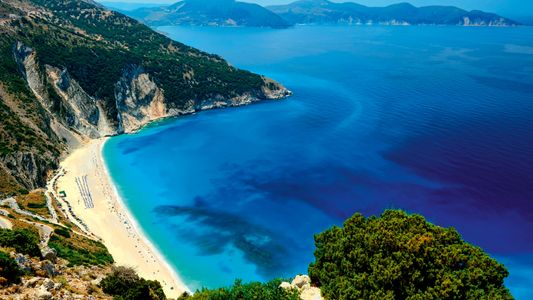 Where to go island-hopping around the Ionian Islands