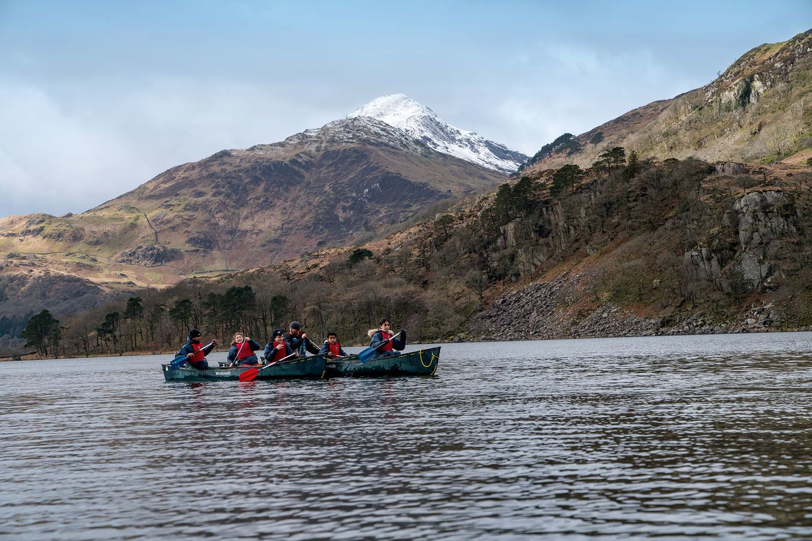 Learning through nature: the new diversity project fronted by The North Face