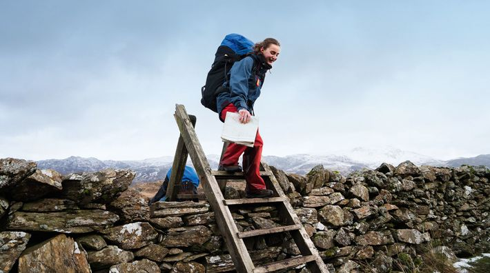 The North Face has partnered with The Outward Bound Trust — a charity dedicated to teaching children ...