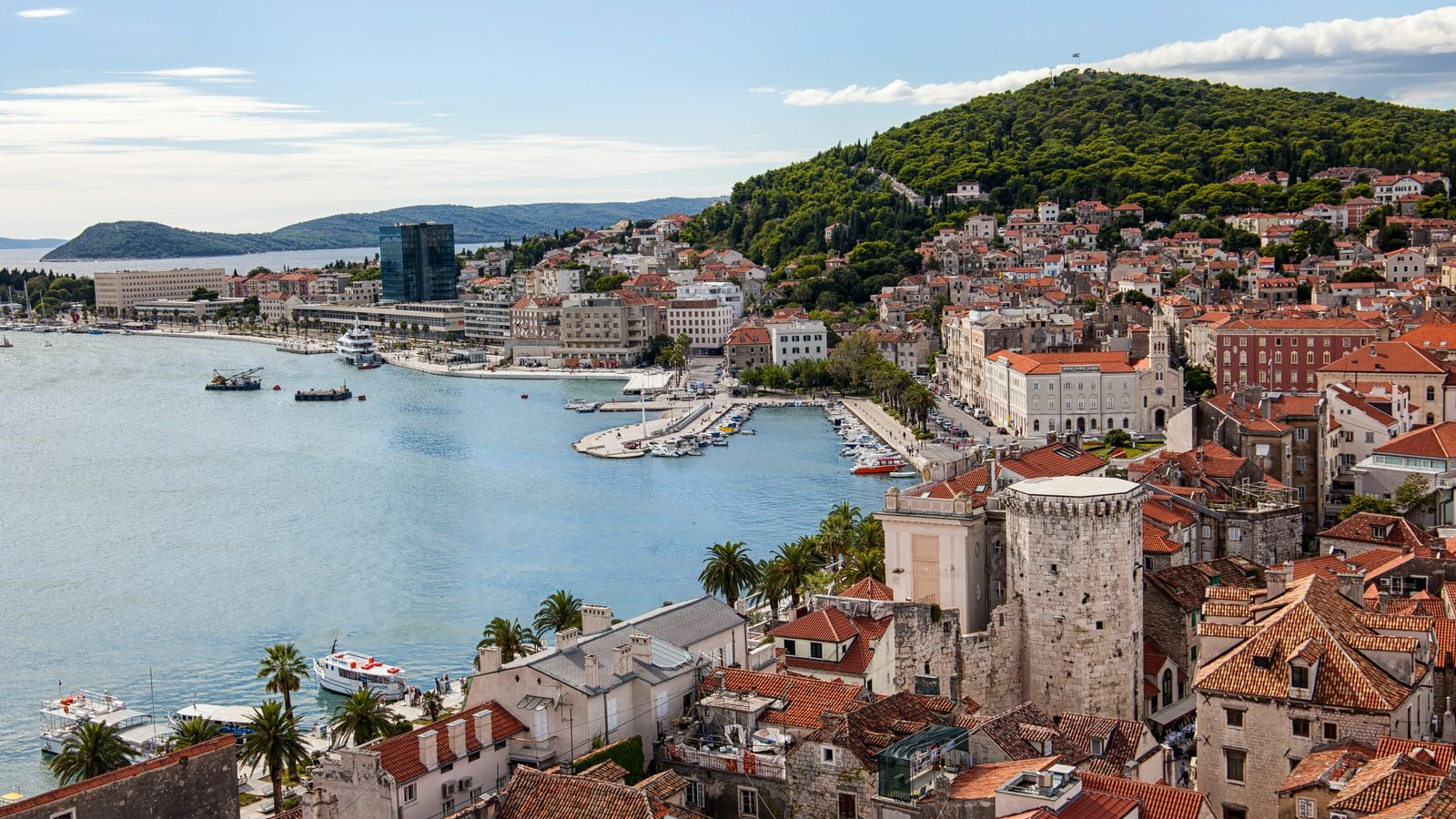 Split is Croatia's second-largest city and is abound with things to explore, including its UNESCO-listed Old ...