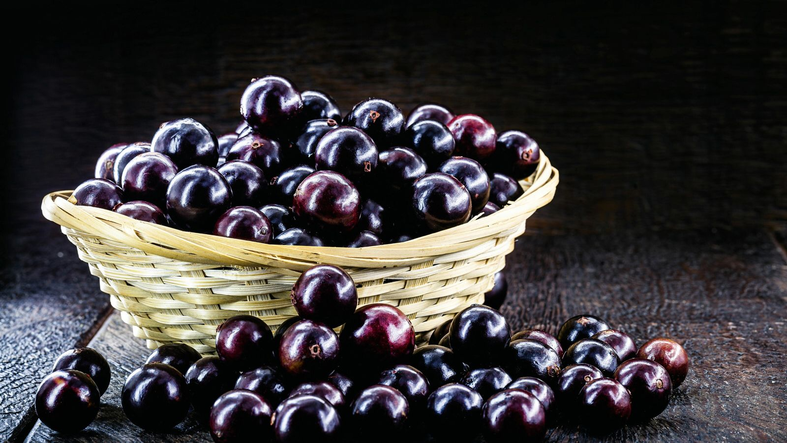 Jabuticaba berries are native to three states — Minas Gerais, Goiás and São Paolo — and in season ...