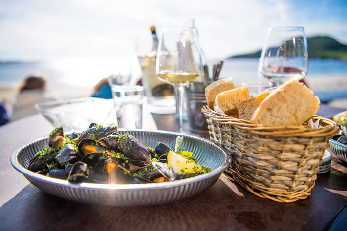 Norwegian waters produce some of the best mussels in the world.