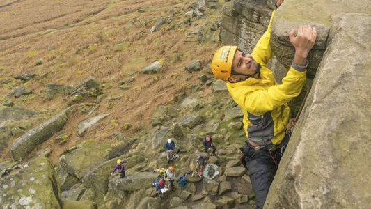 Peak District: Caving, climbing & canyoning
