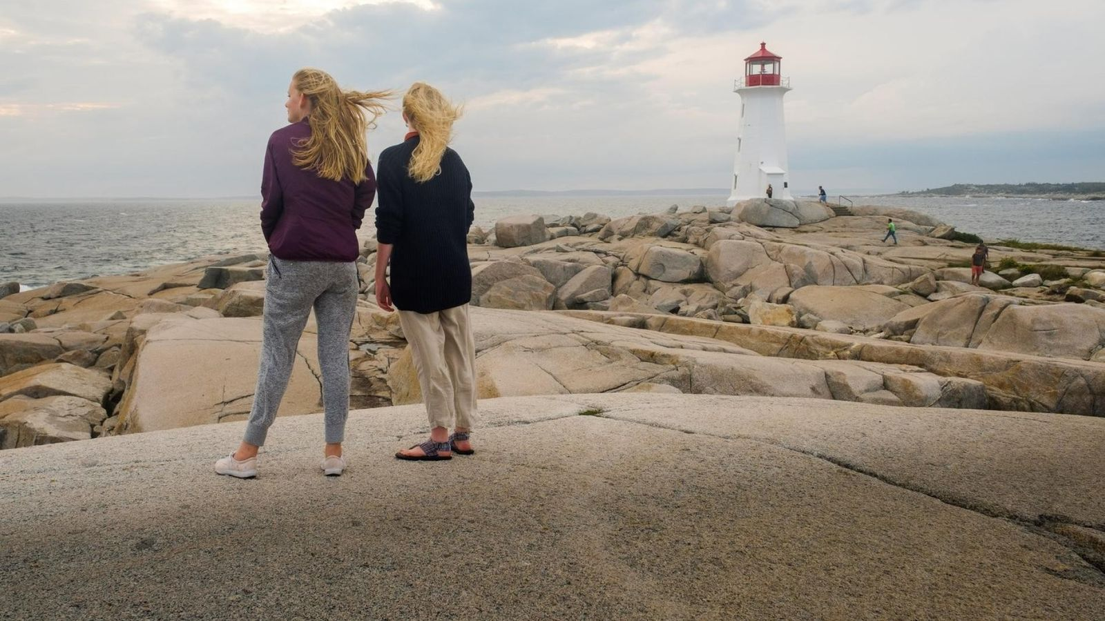 Peggy's Point Lighthouse is one of the most recognizable structures on Nova Scotia's Lighthouse Route.