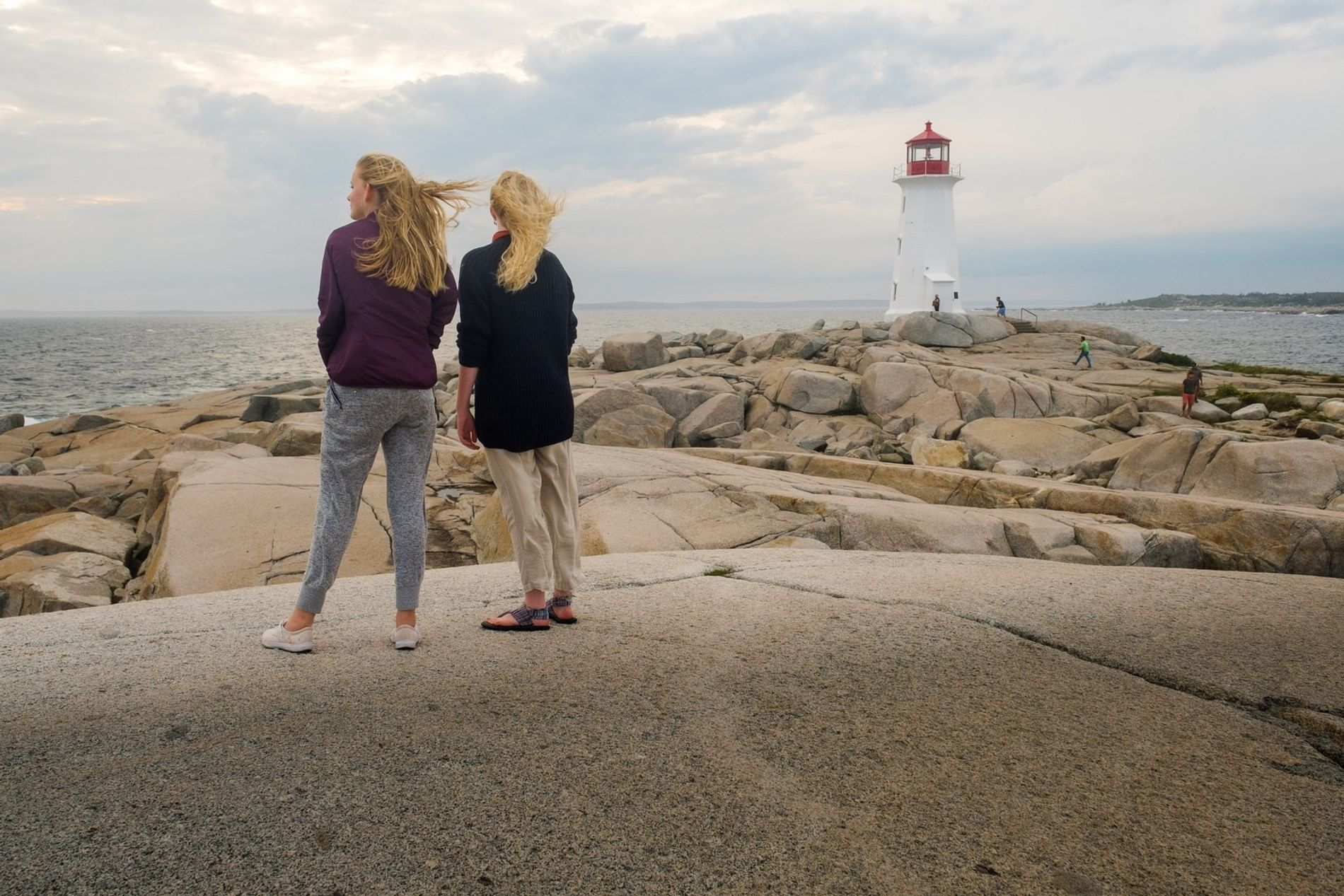 Peggy's Point Lighthouse is one of the most recognisable structures on Nova Scotia's Lighthouse Route.
