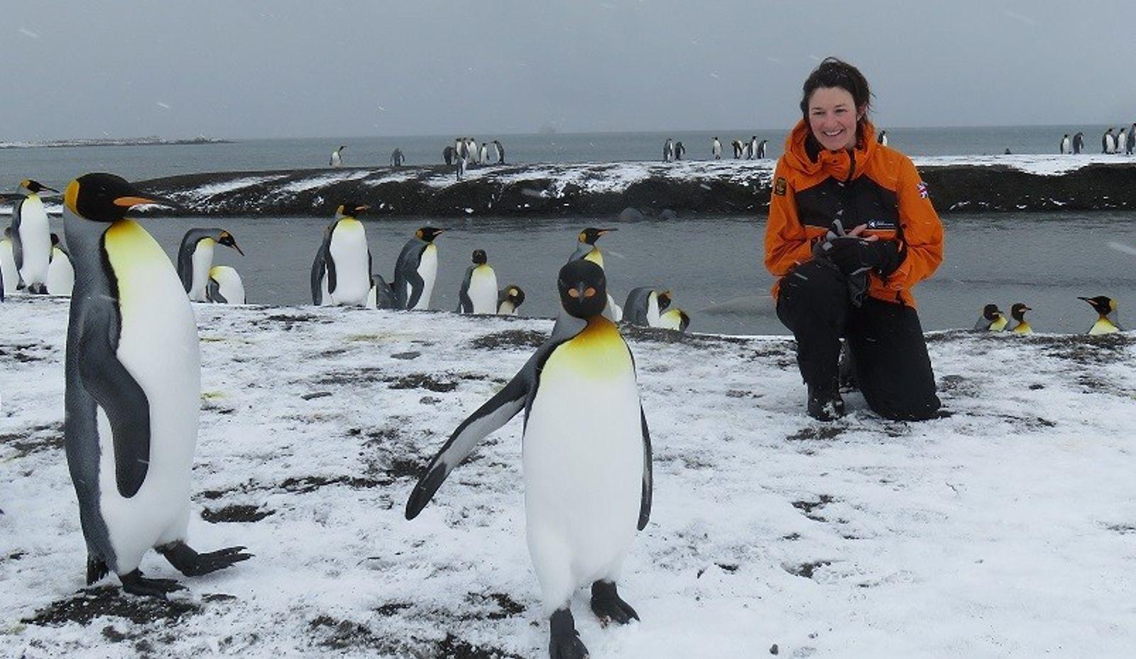 NatGeo Explorers Live: Ice stories with Liz Thomas
