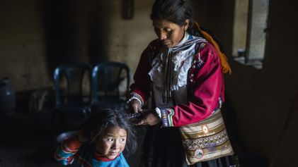 Photo story: High in the Andes in Peru