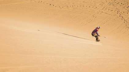 Peru: Sky's the limit