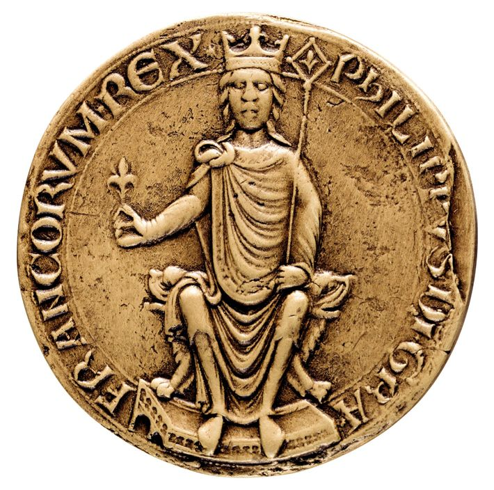 Stephen of Cloyes led his followers to Paris in 1212 to seek an audience with King ...