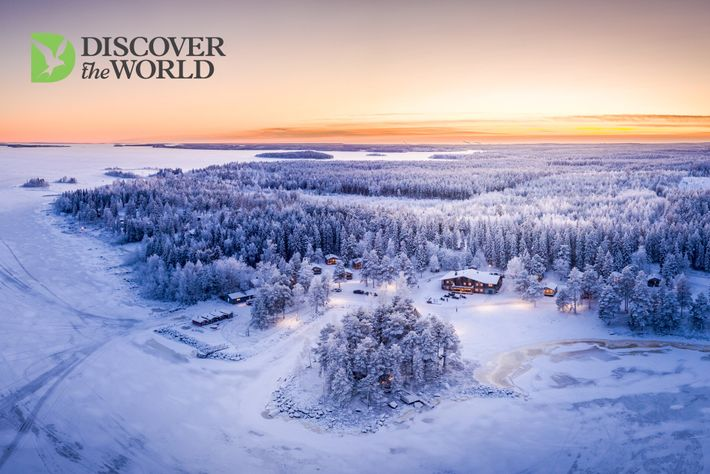 Nordic expert Discover the World is offering our grand prize winner a four-night northern lights holiday ...