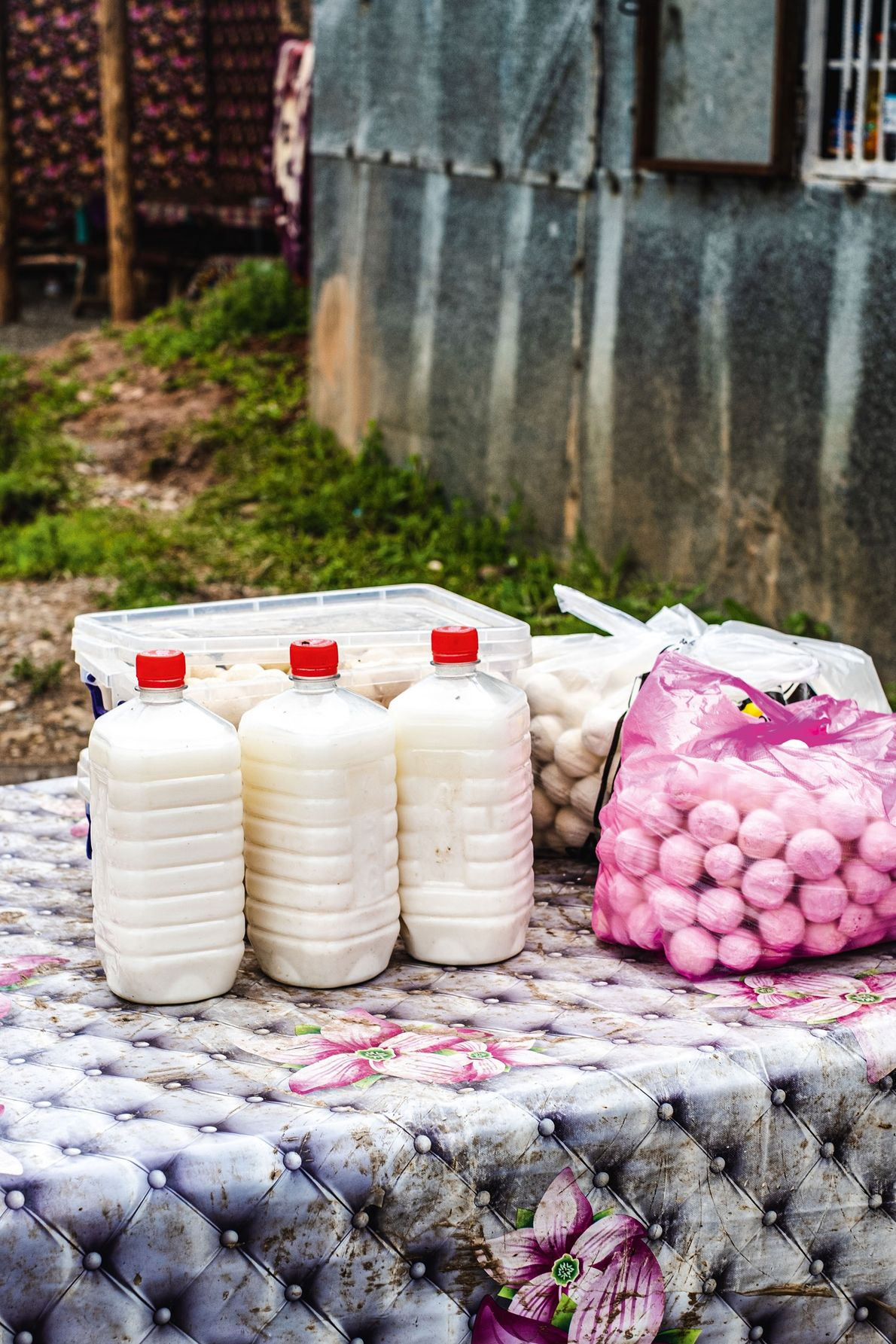 Fresh dairy products are a nomadic specialty and shepherds often sell homemade goods on roadside stalls. ...