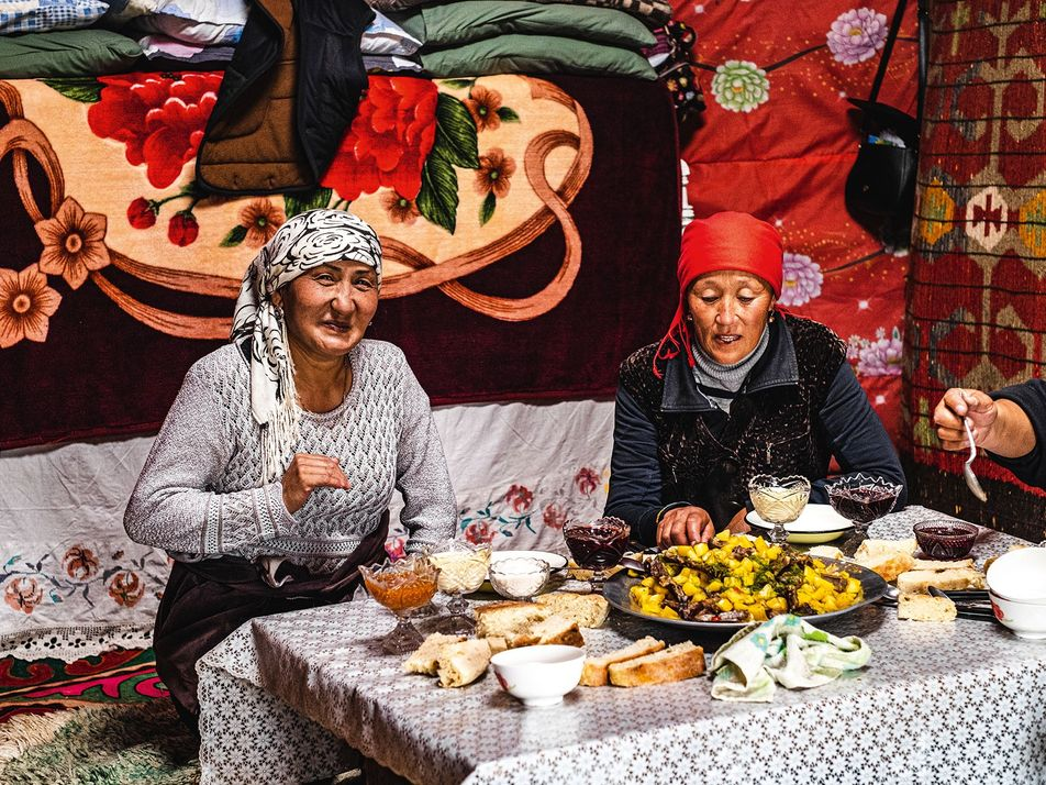How I got the shot: Karolina Wiercigroch on capturing nomadic life in Kyrgyzstan