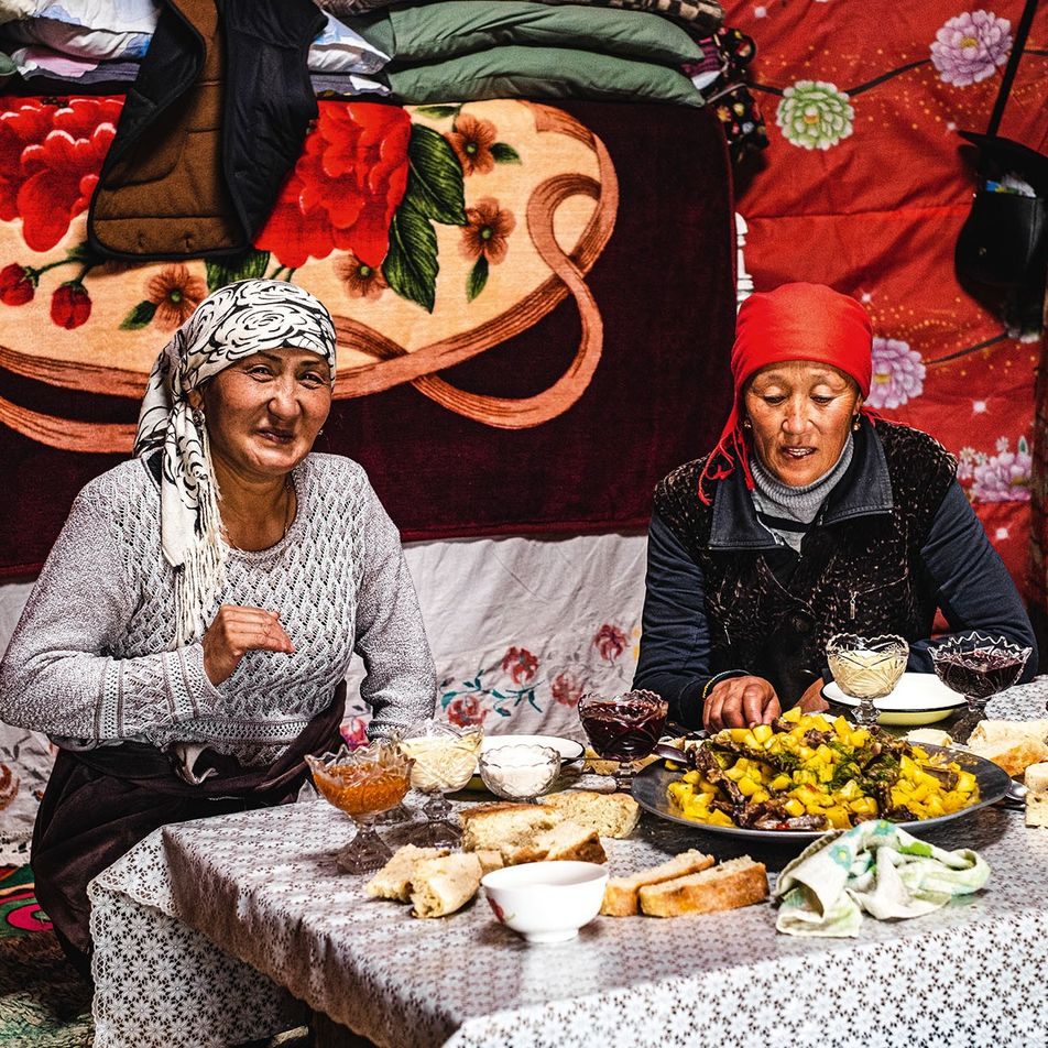 How I got the shot: Karolina Wiercigroch on capturing nomadic life in Kyrgyzstan