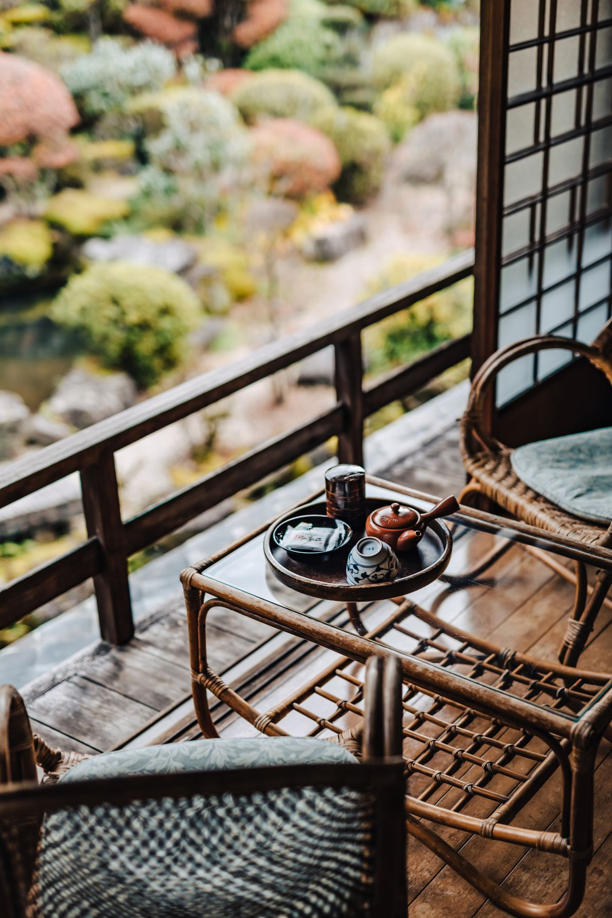 For a traditional 'bed and half-board' experience, Fujioto Ryokan — a century-old inn in Tsumago — ...