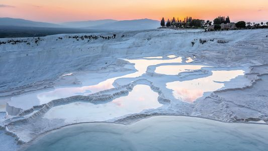 Photo story: the ruins, rituals and otherworldly springs of Turkey's Pamukkale region