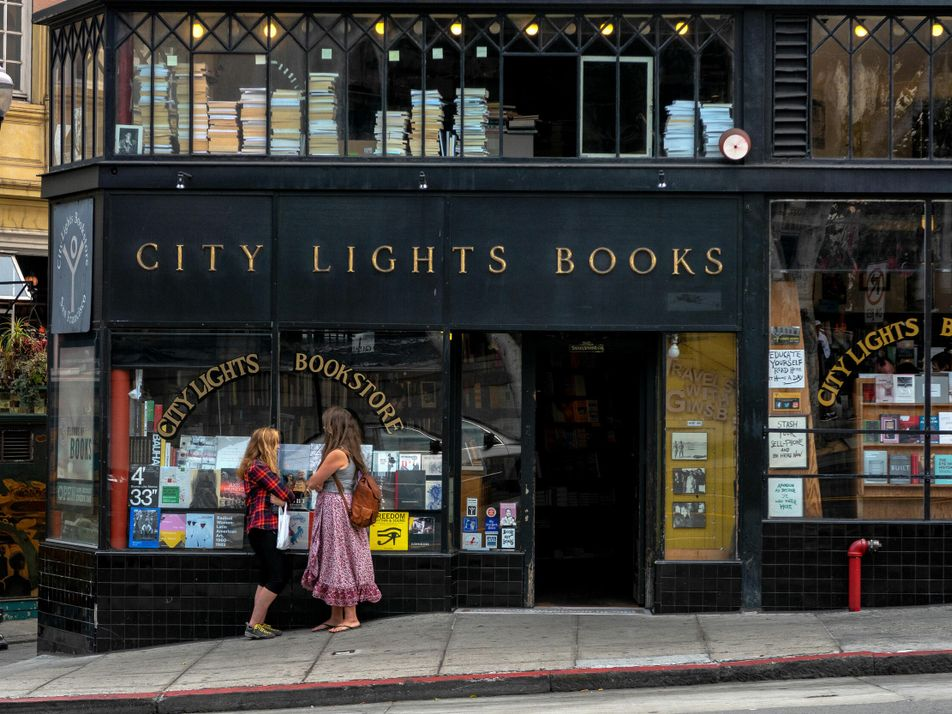 Eight of the world's best historic bookshops, from Portland to Paris