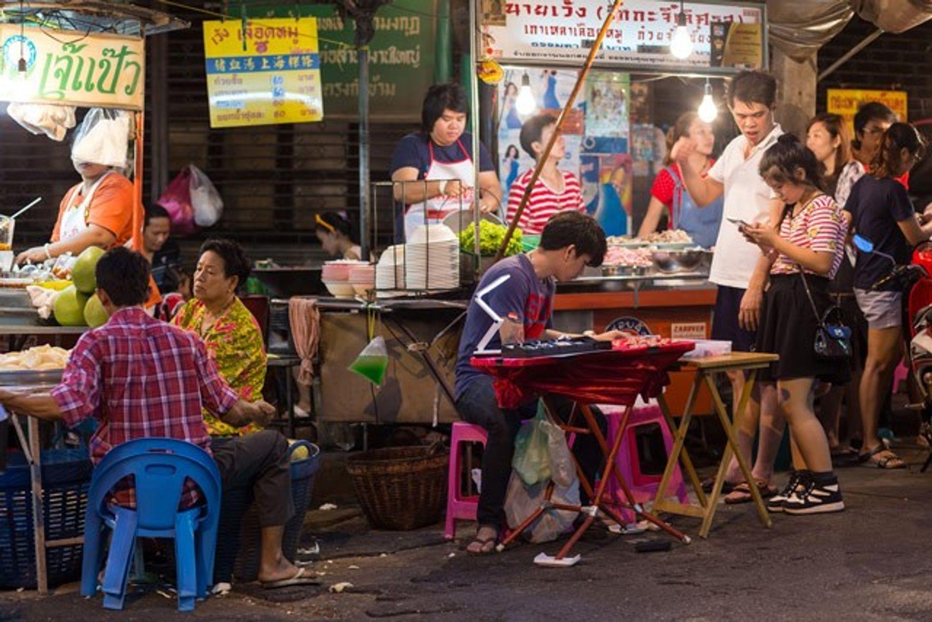 A Taste of Thailand: Bangkok
